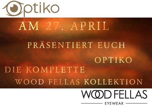Optiko by Schütt - Brillenmode in Hamburg - Wood Fellas Sales Day