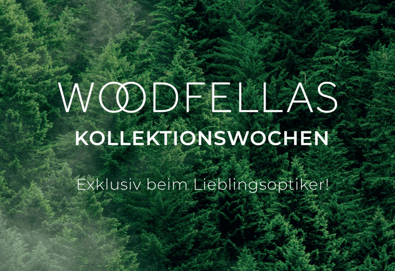 Optiko by Schütt - Brillenmode in Hamburg - WOODFELLAS - Kollektionswochen