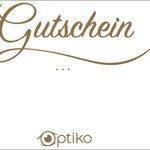 Optiko by Schütt - Brillenmode in Hamburg - Geschenkgutschein